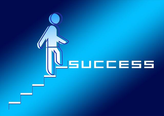成功するための法則