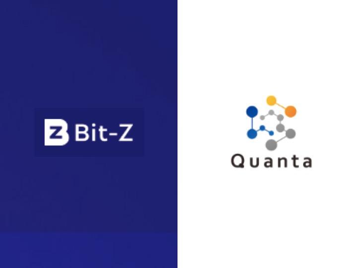 【上場情報】あのQuantaも5/30日上場!ますます注目されるBit-Z取引所